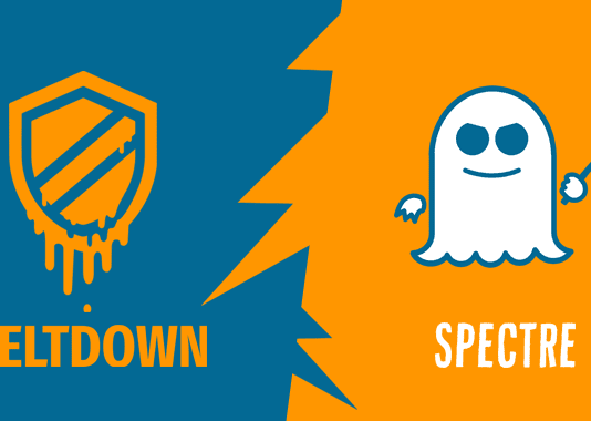 Meltdown and spectre attack